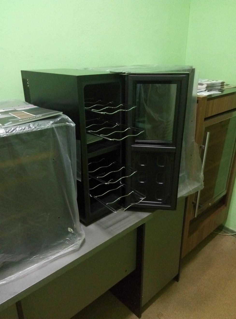 Купить винный холодильник