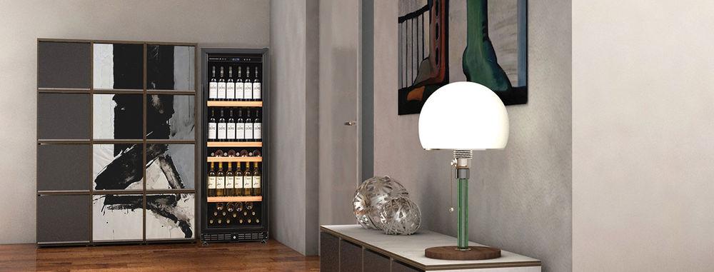 отдельностоящий винный шкаф