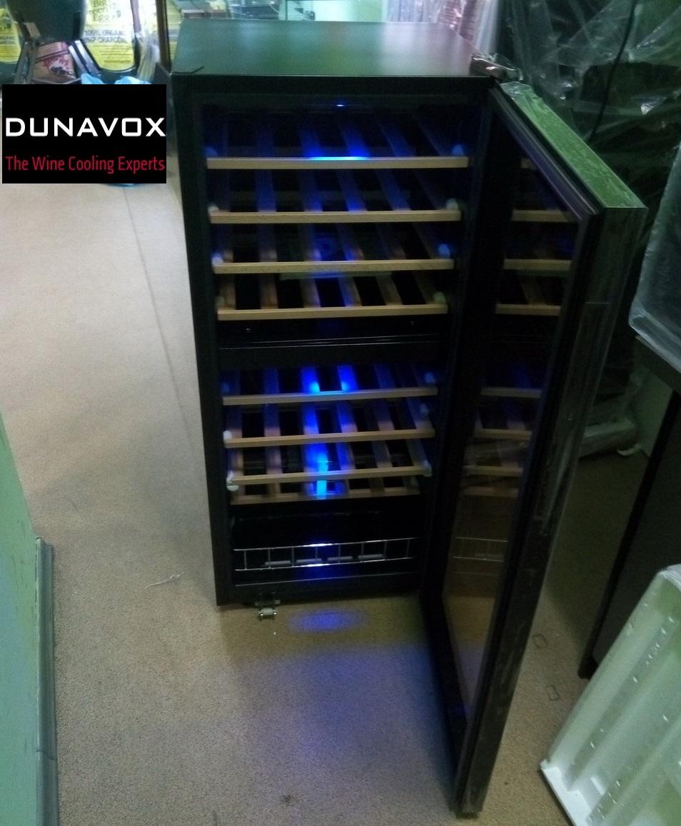 Купить винный шкаф Dunavox