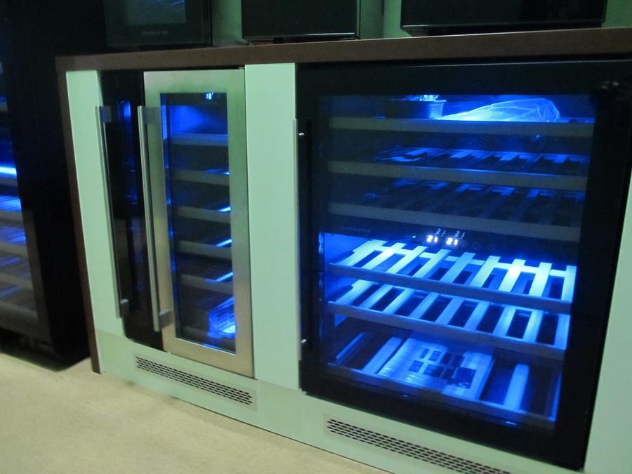 ШОУ-РУМ ВИННЫХ холодильников В КИЕВЕ